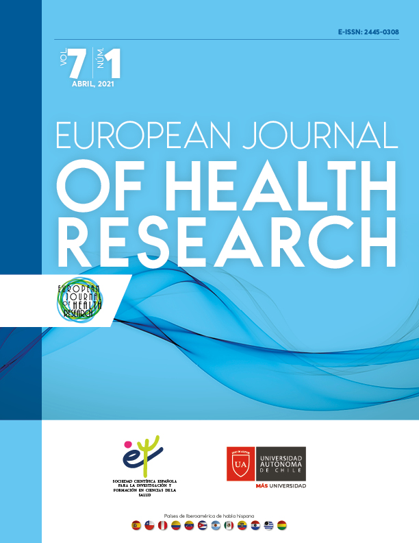 European Journal of Health Research