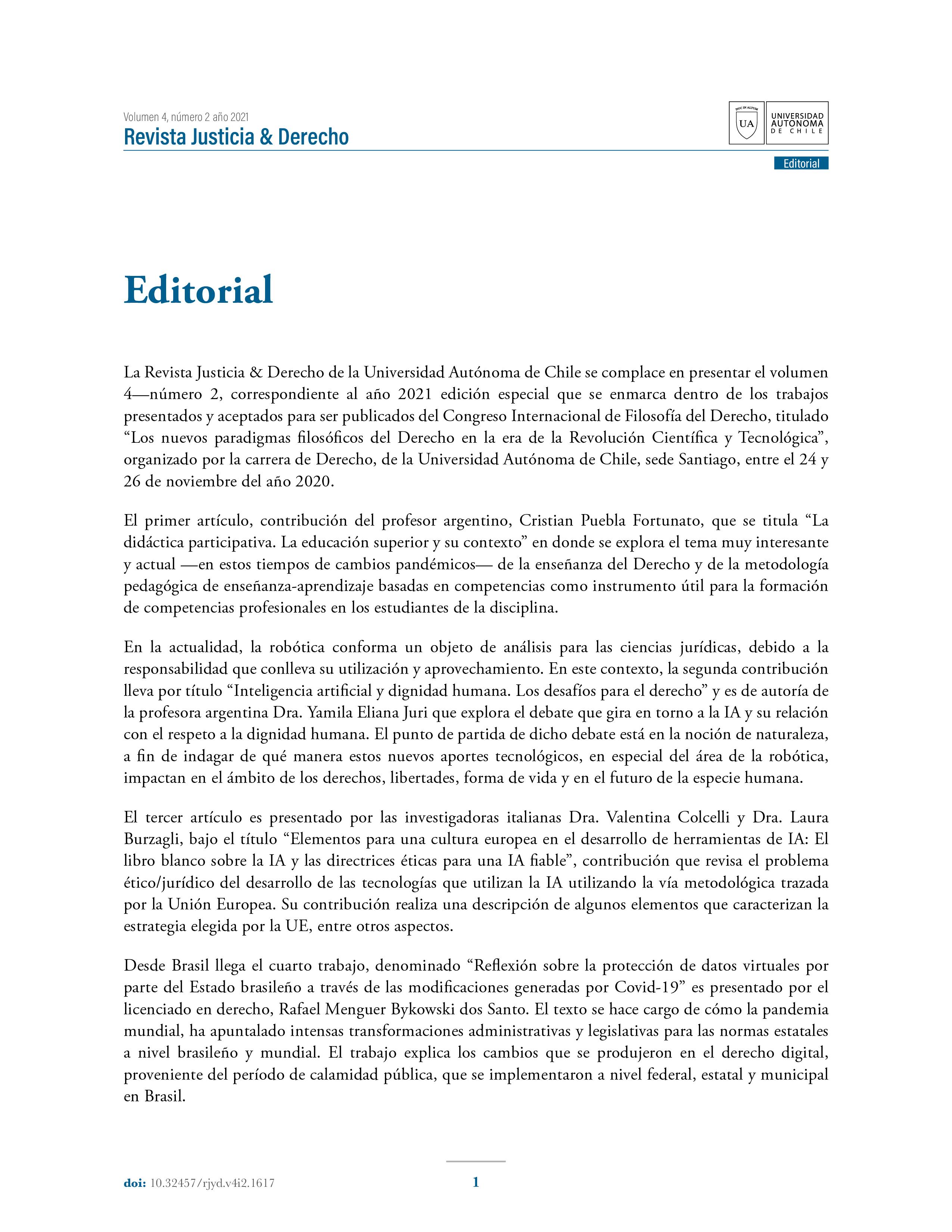editorial de editor invitado