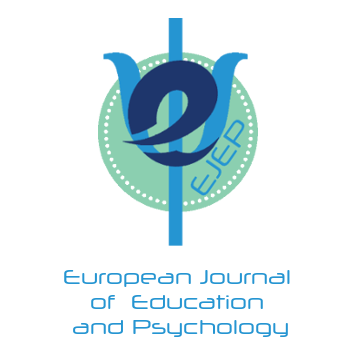 European Journal of Education and Psychology